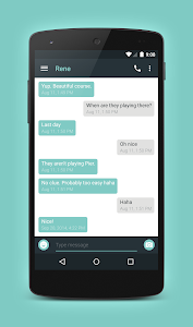 EvolveSMS Theme Android L v5.2.7