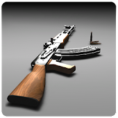 AK-47 Gun Live Wallpaper
