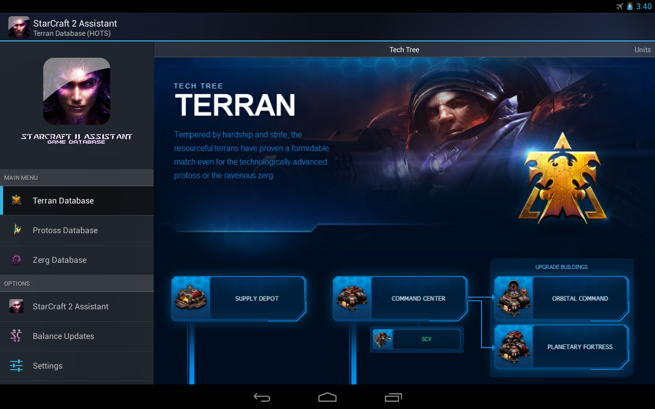 StarCraft 2 Assistant - screenshot