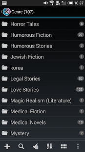 CLZ Books - Book Database - screenshot thumbnail