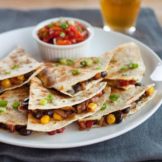 How to Make Crispy, Cheesy Quesadillas