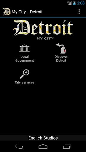 My City - Detroit Ads