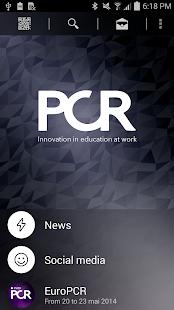 PCR - screenshot thumbnail