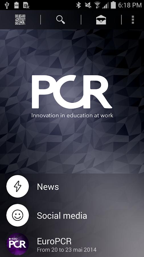 PCR - screenshot