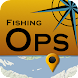 Fishing Ops GPS icon