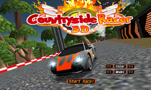 country side racer 3d FREE