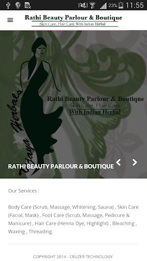 Rathi Beauty Parlour