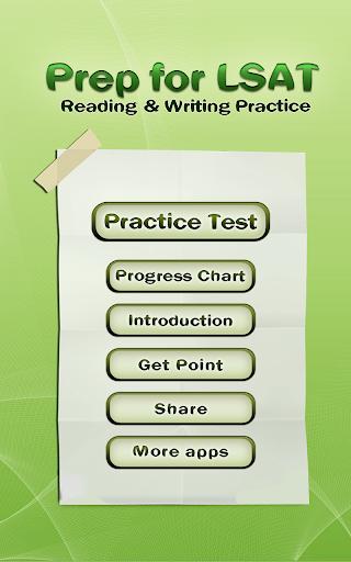 Practice Test: LSAT