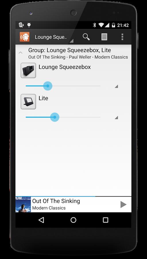 Squeezer - screenshot