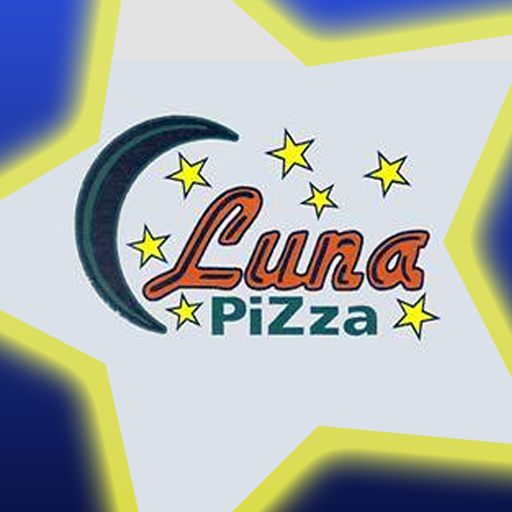 商業必備App Luna Pizza LOGO-綠色工廠好玩App