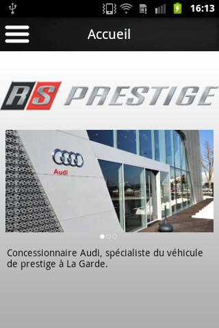 RS Prestige