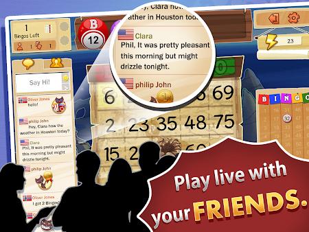 BINGO Club -FREE Holiday Bingo 2.5.5 screenshot 367302