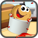 Chicken Nugget Dunk Game FREE icon