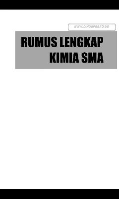 Rumus KimiaKu (SMA/SMU) - screenshot