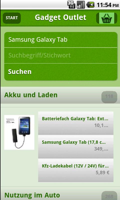 US Smartphone Outlet - screenshot