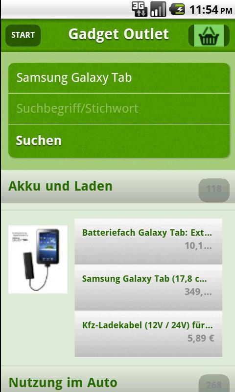 US Smartphone Outlet - screenshot