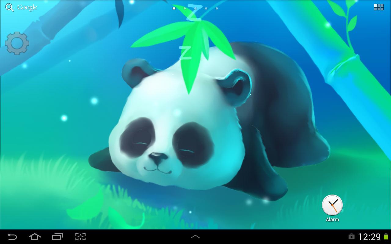 Bamboo Panda Li... Zedge Live Wallpapers