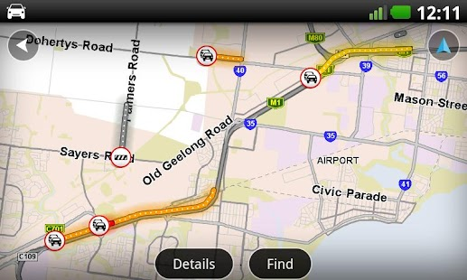 TomTom Australia - screenshot thumbnail