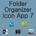 Icon App 7 Folder Organizer logo