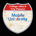 College Atlas & Trip Planner icon