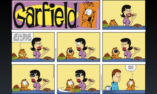 【免費漫畫App】Garfield plugin for FCR-APP點子