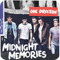1D Midnight Memories Album icon
