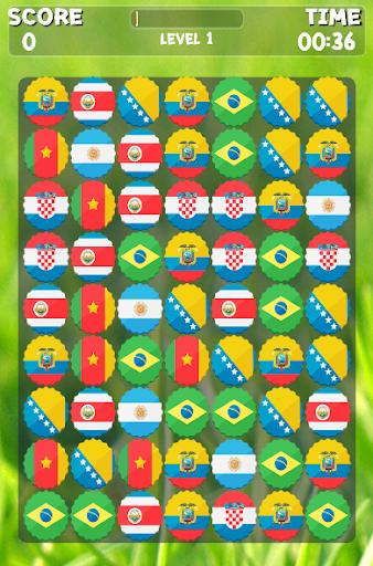 World Cup 2014 Crush Mania