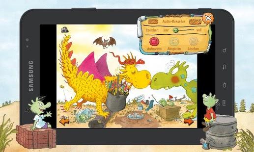 Die Olchis - Ein Drachenfest – Miniaturansicht des Screenshots