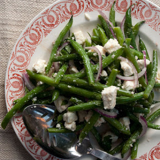 Green Bean Salad with Feta and Mint Recipe