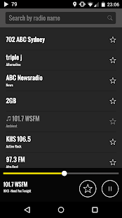 Radio Australia- screenshot thumbnail