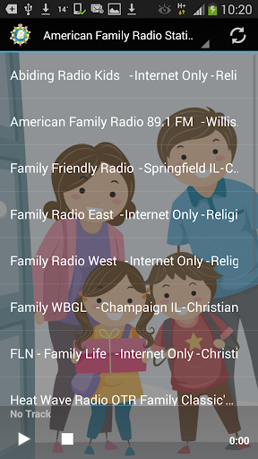 American Family Radio Stations