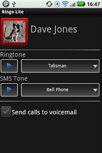 Ringo: Ringtones & Text Alerts - screenshot thumbnail