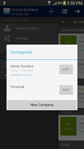 財經必備APP下載|Expenses @t Work 好玩app不花錢|綠色工廠好玩App