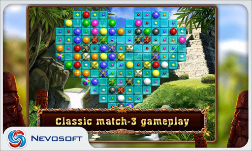 Wonderlines: match-3 puzzle.