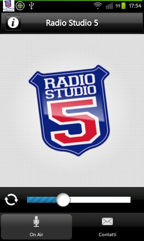 Radio Studio 5 FM- screenshot