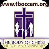 The Body Of Christ CM