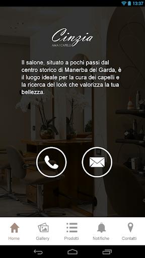 Cinzia App