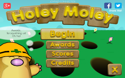Holey Moley Screenshot 15