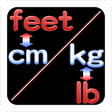 Weight Height Converter w/ BMI logo
