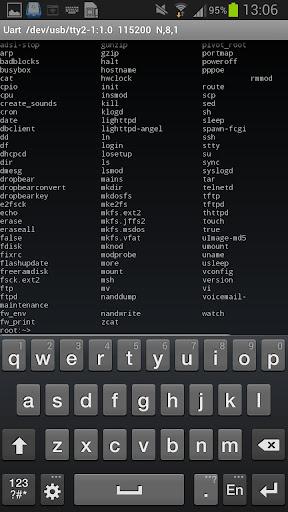 OTG UART 序列終端機 1.2 Free