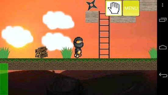 Ninja Platformer!- screenshot thumbnail