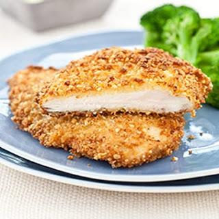 Almond Crusted Chicken Recipe