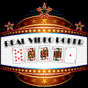 Real Video Poker Android logo