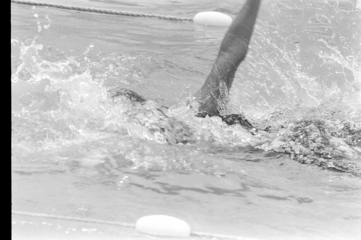 """Girls Afloat"" Aau Swimming Championships"