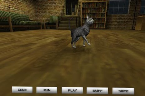 Pet Cat - Virtual Pet - screenshot thumbnail