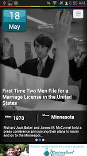 Quist - Today in LGBTQ History- screenshot thumbnail