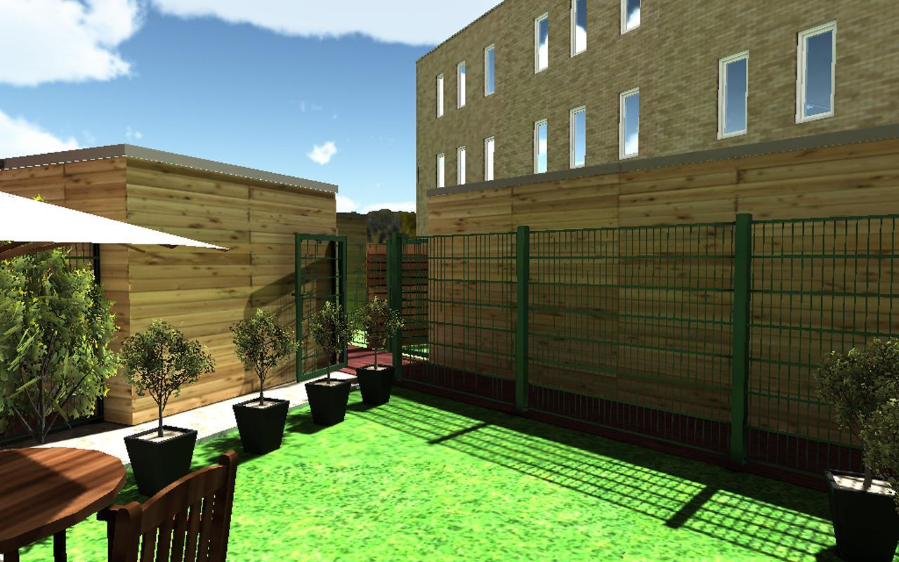 Zomerhof 3D - screenshot