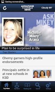 AFNnews - screenshot thumbnail