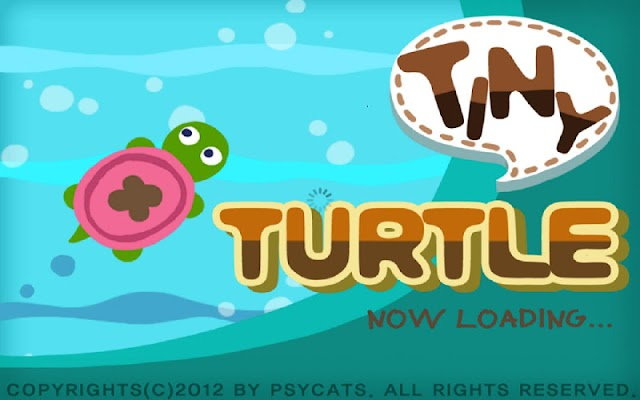 Tiny Turtle - screenshot