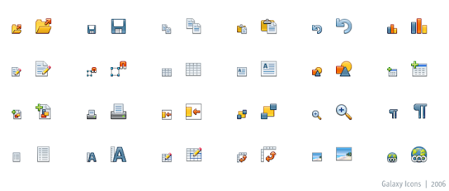 Galaxy icons from http://ui.openoffice.org/VisualDesign/OOo_galaxy.html